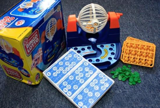 HcmDeal - Bo tro choi Bingo Lotto ds