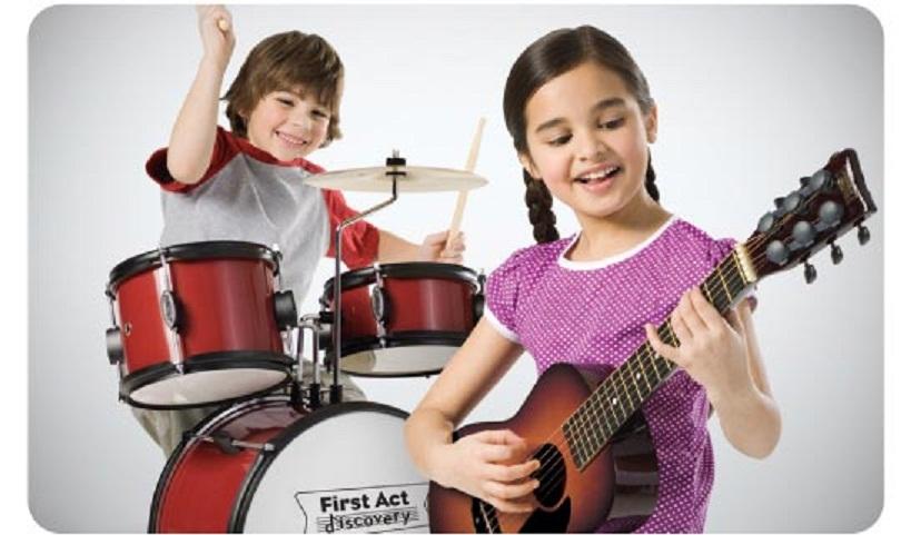 HcmDeal - Bo trong Jazz Drum cho tre vui choi thoa thich
