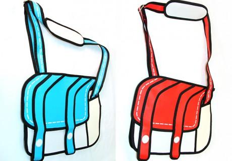 Túi xách 3D
