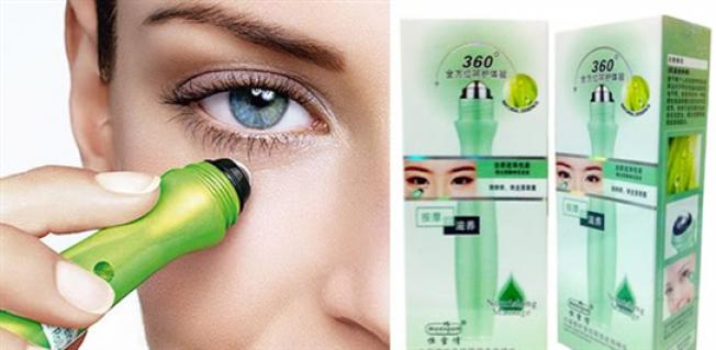 Bút lăn bọng mắt chống Hoxiquan 360 độ