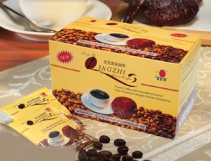 Linh chi coffee