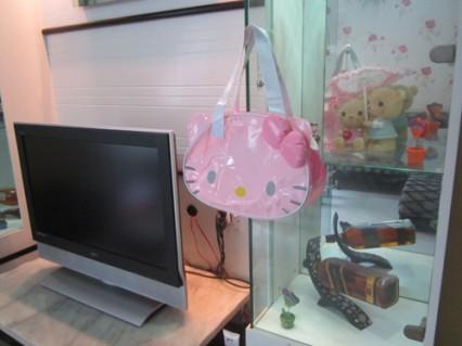 2-Đèn ngủ Hello Kitty