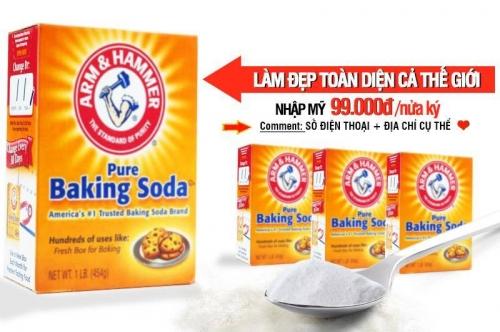 HCM Deal VN - Bot Baking Soda Lam Dep Toan Dien