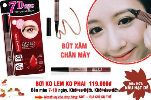 HCM Deal VN - But Gel Xam Chan May