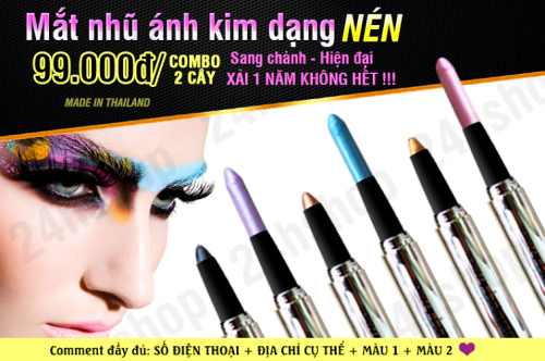HCM Deal VN - Combo 2 Cay But Nhu Anh Kim