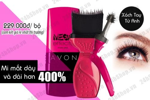 HCM Deal VN - Mascara Avon Xach Tu Anh Quoc