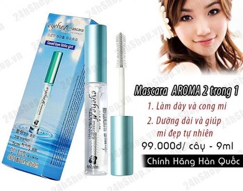HCM Deal VN - Mascara Duong Mi Aroma Eyehell