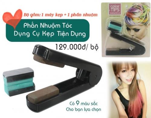 HCM Deal VN - Phan Nhuom Toc Dang Dung Cu Kep Tien Dung