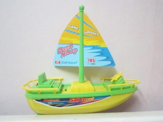 Thuyền buồm chạy bằng pin: vận hành dưới nước, nào cùng bắt đầu cuộc đua chỉ 52.000đ