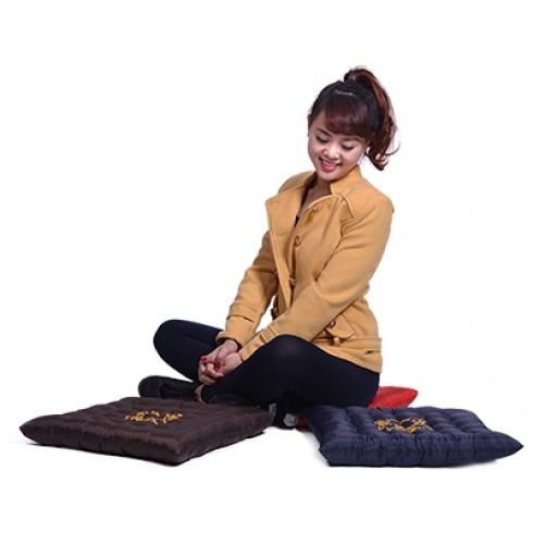 Combo 2 đệm ngồi phong cách Nhật lịch sự, ấm áp cho phòng của bạn thêm rộng rãi, giá chỉ còn 98.000