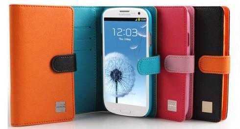 Sành điệu và sang trọng với Bao da Samsung Galaxy S3 và Note 2 – kiểu dáng thời trang, chống trầy xước, tăng tuổi thọ, bảo vệ thân máy hoàn hảo chỉ với 159.000