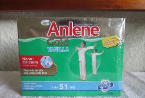 Combo 4 hộp sữa Anlene Gold (90g/hộp) chỉ với 108.000. Quà tặng ý nghĩa dành cho người thân.