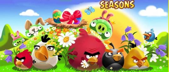 Ba lô Angry Birds cho bé