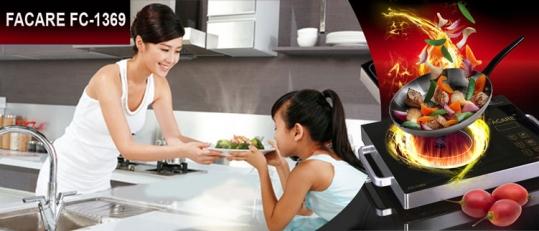 Bếp hồng ngoại Facare FC-1369