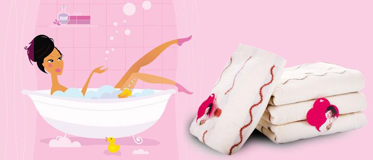 Combo 2 khăn tắm đa năng 100% cotton 8053 (33x74cm)