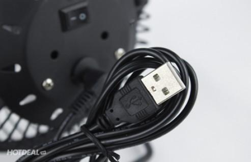 Quạt USB Mini Lồng Sắt – Thiết Kế Nhỏ Gọn, An Toàn - Cho Bạn Mang Theo Sử Dụng Mọi Lúc, Mọi Nơi. Giá 158,000 VNĐ, Còn 79,000 VNĐ, Giảm 50%.