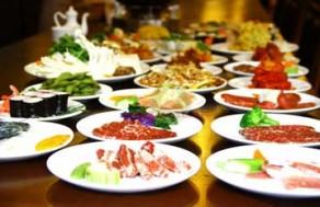 Thưởng Thức Hơn 50 Món Ăn Thơm Ngon, Hấp Dẫn Với Tiệc Buffet Tối BBQ, Lẩu Và Các Món Việt - Nhật Tại Nhà Hàng Sakurasaku. Voucher 305.000 VNĐ, Còn 199.000 VNĐ, Giảm 35%.