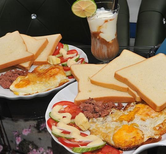 Set Ăn Và Uống 2N Tại O'shisha Coffee