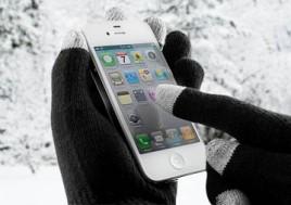 Mùa Đông Ấm Áp Mà Vẫn Sành Điệu Với Găng Tay Len Dành Cho Điện Thoại Cảm Ứng Smartphone. Sản Phẩm Trị Giá 150.000Đ Chỉ Còn 75.000Đ. Giảm 50% - 1 - Thời Trang và Phụ Kiện