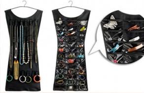 Váy Treo Phụ Kiện, Trang Sức - Cho Bạn Thoải Mái Cất Giữ Các Loại Trang Sức Theo Phong Cách Riêng. Giá 150.000 VNĐ, Còn 79.000 VNĐ, Giảm 47%.