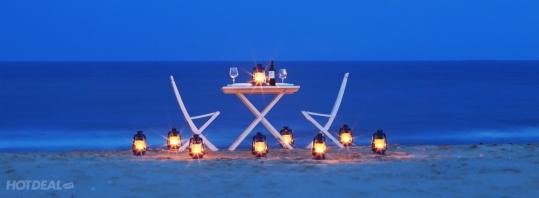 Bàu Mai Resort 2N1Đ + 1 Bữa Ăn Tối + Tham Quan Kê Gà