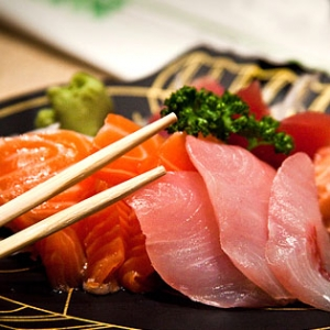 Hot Deal - Set Am Thuc Nhat Ban Nha Hang Sushi Sashimi Hana