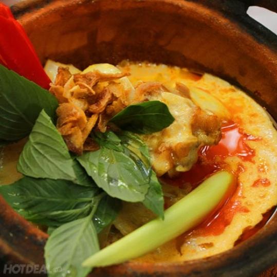 Ẩm Thực Thái Tại Nhà Hàng Thủy Cầm