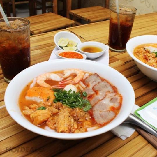Combo 02 Bánh Canh Cua Quán Bánh Canh Phú Quốc
