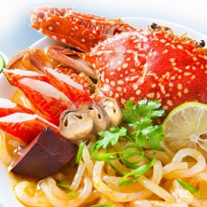 Hot Deal - Combo 02 Banh Canh Cua Quan Banh Canh Phu Quoc