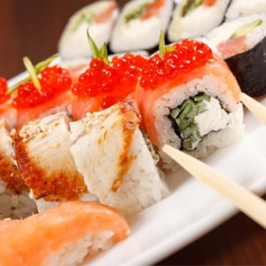 Hot Deal - Am Thuc Nhat Ban Nha Hang Sushi To Go