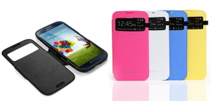 Hot Deal - Bao Da Galaxy S4 Cam Ung