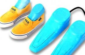 Máy Sấy Khô Và Khử Mùi Giày Bằng Tia Cực Tím – Giữ Cho Đôi Giày Bạn Luôn Khô Ráo, Thơm Tho. Giá 140.000 VNĐ, Còn 72.000 VNĐ, Giảm 49%.