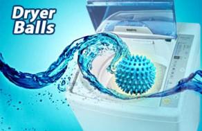 Combo 3 Bóng Giặt Ion Dryer Ball – Giúp Đánh Tan Nhanh Chóng Mọi Vết Bẩn Trên Quần Áo Mà Không Cần Dùng Tới Hóa Chất. Giá 118.000 VNĐ, Còn 59.000 VNĐ, Giảm 50%,