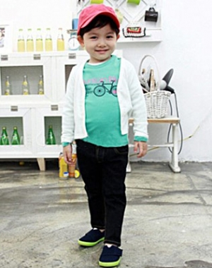 Hot Deal - Ao Cardigan Cuc Dang Yeu Cho Be