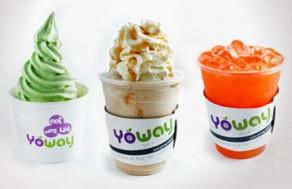 Thưởng Thức Yogurt Cùng Các Loại Topping Bổ Dưỡng, Tươi Mát, Thơm Ngon Tại Yoway Frozen Yogurt . Voucher 100.000 VNĐ, Còn 50.000 VNĐ, Giảm 50%.