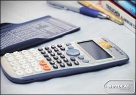 Máy Tính Casio FX570ES Plus Chính Hãng - Sự Lựa Chọn Hàng Đầu Để Giải Quyết Những Con Số Rắc Rối, Tốc Độ Xử Lý Nhanh, Chính Xác, Đầy Đủ Các Chức Năng Tính Toán. Voucher 450.000 VNĐ, Còn 299.000 VNĐ, Giảm 34%.