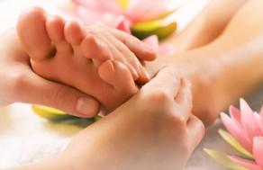 Chăm Sóc Đôi Chân Cùng Gói Dịch Vụ Massage Làm Hồng Và Mềm Mại Gót Chân Tại Hp Oxygen Spa. Voucher 300.000 VNĐ, Còn 60.000 VNĐ, Giảm 80%.