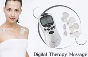 Máy Flying 2 Trong 1: Massage Và Bấm Huyệt Xung Điện Kỹ Thuật Số Digital Therapy Machine SYK 208. Voucher 300.000 VNĐ, Giảm 50%, Chỉ Còn 150.000 VNĐ.
