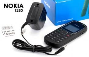 Thỏa Thích Nhắn Tin, Gọi Điện Với Điện Thoại Nokia 1280 – Kiểu Dáng Đơn Giản, Bền Đẹp - Tích Hợp Nhiều Chức Năng Thông Dụng. Voucher 449.000 VNĐ, Còn 285.000 VNĐ, Giảm 37%.