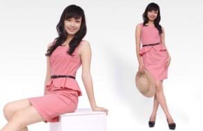 Sang Trọng, Nữ Tính Với Đầm Caro Peplum - Kiểu Dáng Sát Cánh Trẻ Trung, Chất Liệu Vải Kate Thun Hàn Quốc. Giá 310.000 VNĐ, Còn 155.000 VNĐ, Giảm 50%.