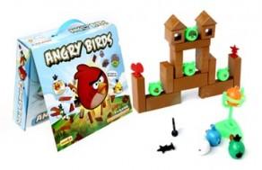 Bộ Đồ Chơi Angry Birds – Món Quà Dễ Thương Dành Cho Bé Yêu Trên 6 Tuổi, Trải Nghiệm Cảm Giác Thật Với Những Chú Chim Béo Ngộ Nghĩnh. Giá 270.000 VNĐ, Còn 120.000 VNĐ, Giảm 56%
