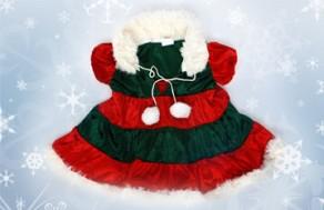 Bé Đón Giáng Sinh Với Một Trong Ba Kiểu Đầm Xinh Xắn – Món Quà Ý Nghĩa Cho Bé Nhân Dịp Noel. Giá 144.000 VNĐ, Còn 72.000 VNĐ, Giảm 50%.