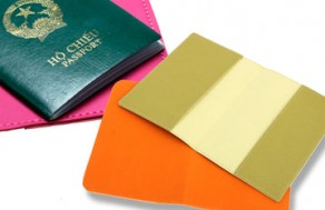 Combo 02 Ví Đựng Passport Được Làm Bằng Chất Liệu Giả Da Cao Cấp, Mềm Mại, Chống Thấm Nước Tốt, Thiết Kế Sang Trọng. Giá 100.000 VNĐ, Còn 50.000 VNĐ, Giảm 50%. - 1 - Giỏ Sách, Ví - Giỏ Sách, Ví