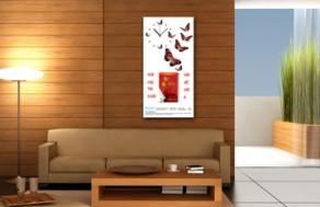 Tô Điểm Cho Không Gian Nhà Ở, Văn Phòng Thêm Sinh Động, Đẹp Mắt Để Chào Đón Năm Mới Với Bộ Tranh Đồng Hồ Sáng Tạo Có Lịch Tết Tại Bloom. Voucher 500.000 VNĐ, Còn 245.000 VNĐ, Giảm 51%.