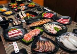 Khám Phá Thế Giới Ẩm Thực Theo Phong Cách Nhật Bản Hiện Đại Và Tinh Tế Với Cơ Hội Thưởng Thức Buffet Lẩu Nướng Nhật Bản Tại Nhà Hàng Chiaki BBQ. Voucher 319.000Đ Chỉ Còn 207.000Đ. Giảm 35%
