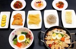 Thưởng Thức Hương Vị Thơm Ngon Mang Đậm Phong Cách Hàn Quốc Với 1 Trong 2 Set Lẩu Bánh Gạo Hoặc Lẩu Kim Chi Và Món Cơm Trộn Hàn Quốc Tại Quán Anh Kim. Voucher 246.000 VNĐ, Còn 146.000 VNĐ, Giảm 41%.