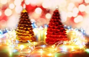 Giáng Sinh Thêm Rực Rỡ, Xuân Ngập Tràn Sắc Màu Với Combo 2 Dây Điện Nhiều Màu Trang Trí Noel Và Tết. Giá 130.000 VNĐ, Còn 65.000 VNĐ, Giảm 50%.