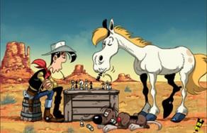 Cùng Chàng Cao Bồi Lucky Luke Khám Phá Miền Viễn Tây Nước Mỹ Với 1 Trong 3 Combo Sách 'Lucky Luke' Từ Tập 31 - 60. Giá 267.000 VNĐ, Còn 160.000 VNĐ, Giảm 40%. - 1 - Đồ Chơi