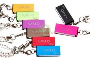 USB Sony Vaio 16GB - Thiết Kế Nhỏ Gọn, Tốc Độ Ghi Dữ Liệu Nhanh, Bộ Nhớ Lớn - Thỏa Sức Lưu Trữ Tài Liệu Quan Trọng. Giá 380.000 VNĐ, Còn 205.000 VNĐ, Giảm 46%.