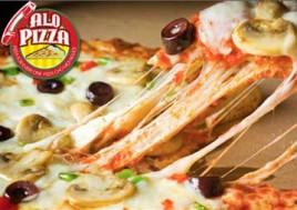 Set Ăn Pizza Cho 02 Người Với Pizza, Khoai Tây Chiên, Đồ Uống Thơm Ngon Tại Nhà Hàng ALo Pizza. Voucher 139.000Đ Giảm 40% Chỉ Còn 84.000Đ Tại